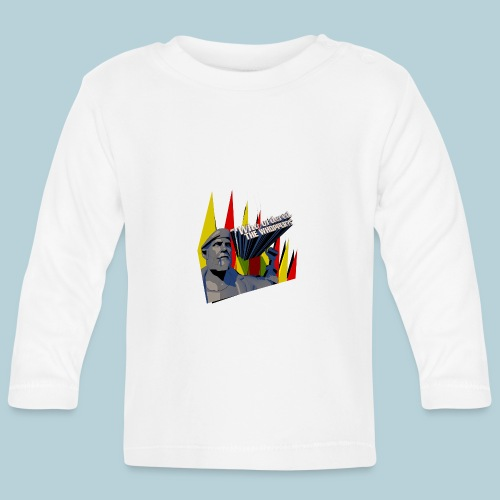 RATWORKS Whopper - Baby Long Sleeve T-Shirt