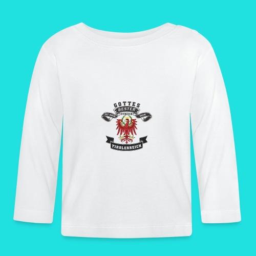 Tiroler - Baby Langarmshirt