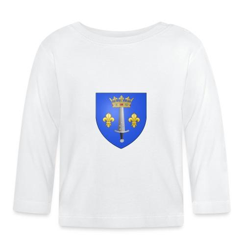 blason-jeanne - T-shirt manches longues Bébé