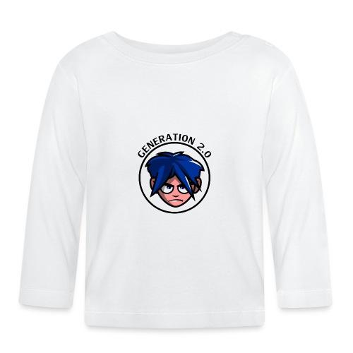 Generation 2.0 - Maglietta a manica lunga per bambini