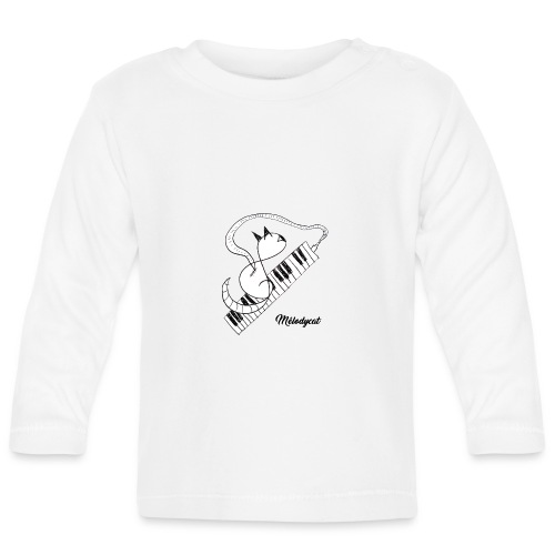 Melodycat - T-shirt manches longues Bébé
