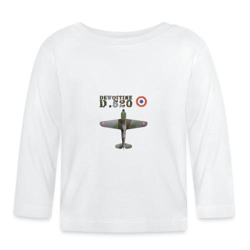 Dewoitine D.520 top - Baby Long Sleeve T-Shirt