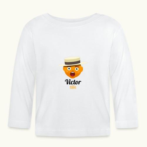 Victor (Le monde des Pawns) - T-shirt manches longues Bébé