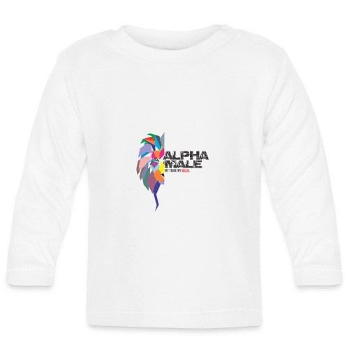 alpha - Baby Long Sleeve T-Shirt