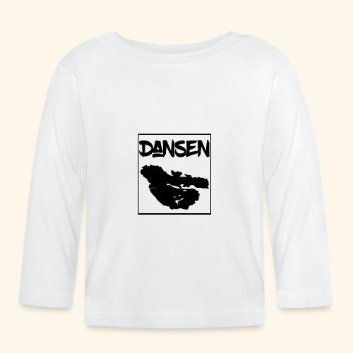 Dansen Karta - Långärmad T-shirt baby