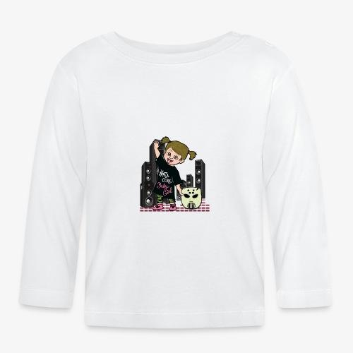 baby girl angerfist - T-shirt manches longues Bébé