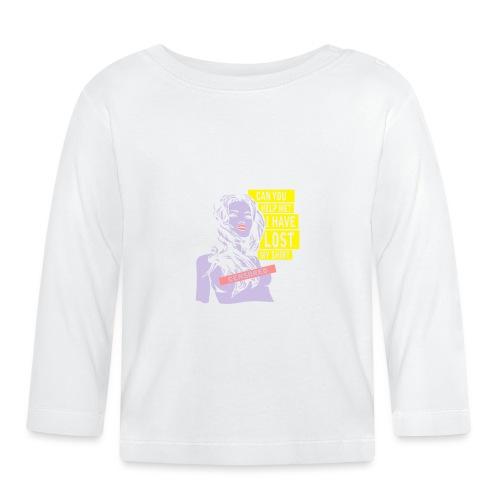 Frau zensiert - Baby Langarmshirt