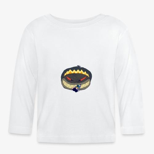 chicxulub et dinos - T-shirt manches longues Bébé