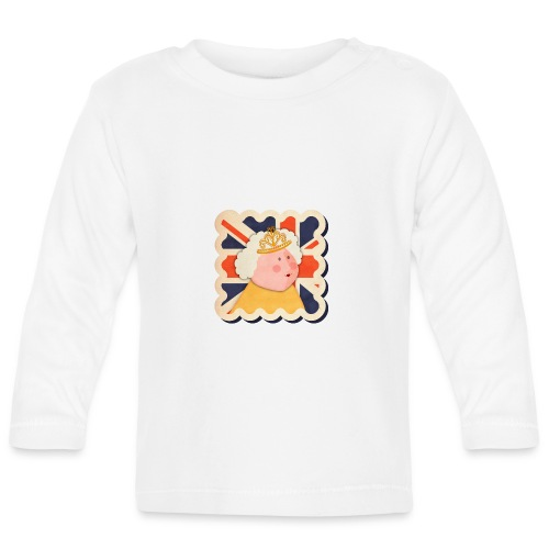 The Queen - Baby Long Sleeve T-Shirt