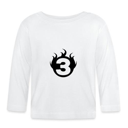 shoulder logoc - T-shirt manches longues Bébé