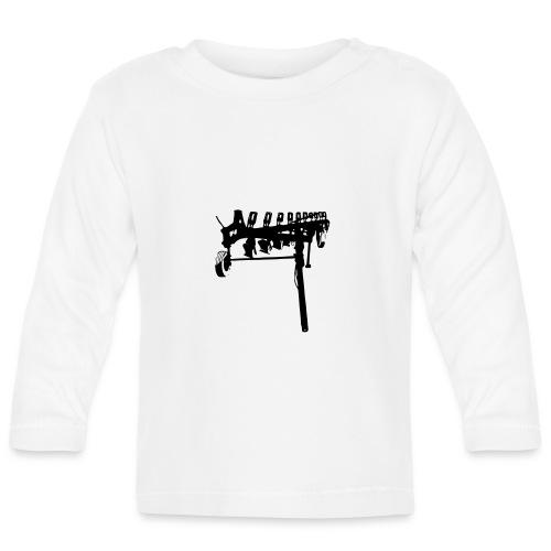 trailed plow - Baby Long Sleeve T-Shirt