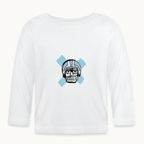 Motard Junior - BlackAndWhite - T-shirt manches longues Bébé