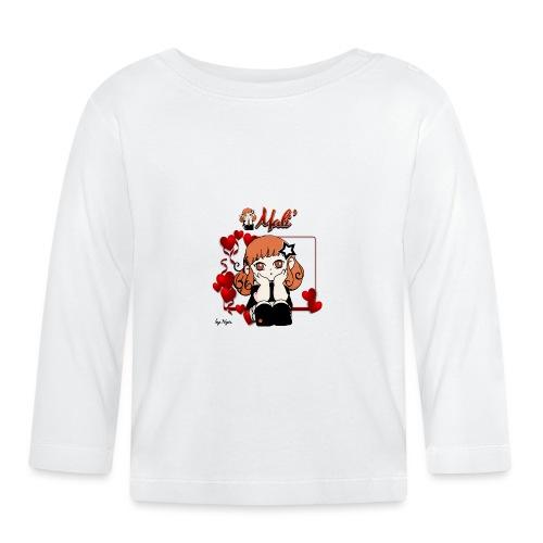 MALI-BAMBOLINA PORTAFORTUNA - Maglietta a manica lunga per bambini