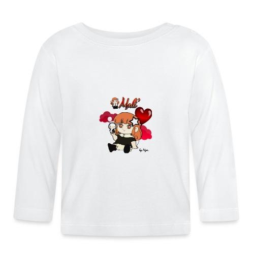MALI'-BAMBOLA PORTAFORTUNA - Maglietta a manica lunga per bambini