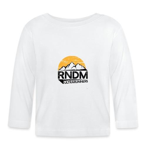 RndmULTRArunners T-shirt - Baby Long Sleeve T-Shirt