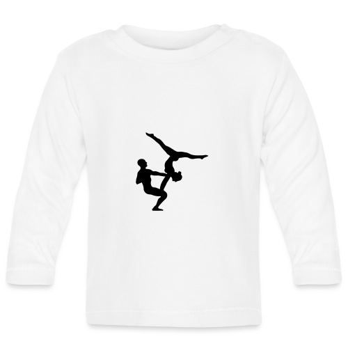 AcroYoga Counterbalance - Baby Langarmshirt