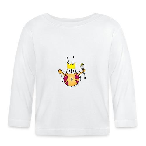 Bienenkönigin - Baby Langarmshirt
