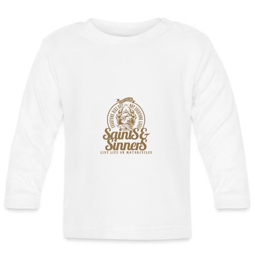 Kabes Saints & Sinners - Baby Long Sleeve T-Shirt