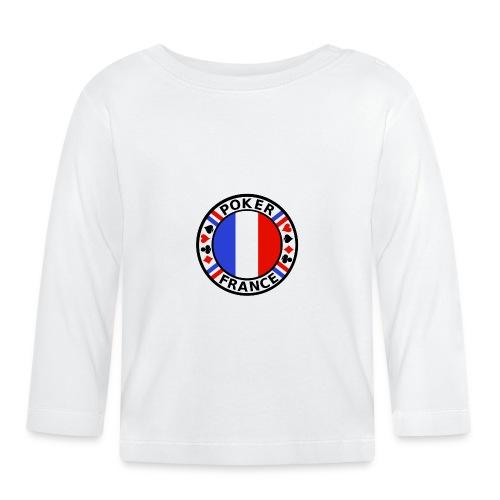 poker france - Baby Long Sleeve T-Shirt