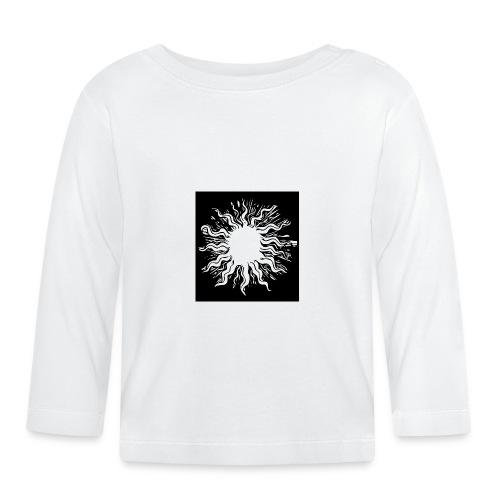 sun1 png - Baby Long Sleeve T-Shirt