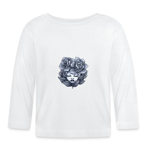 Flower Head - T-shirt manches longues Bébé