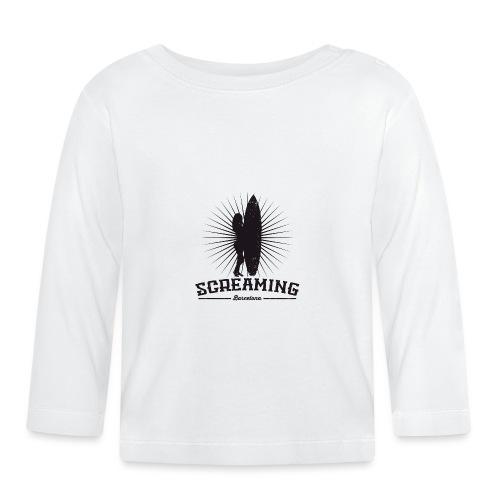 SURFER GIRL TSHIRT - Camiseta manga larga bebé