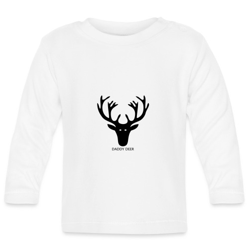 DADDY DEER - Baby Long Sleeve T-Shirt