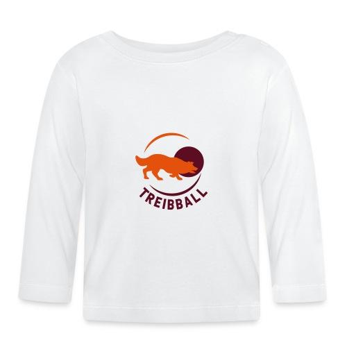 Treibball Produkte - Baby Langarmshirt