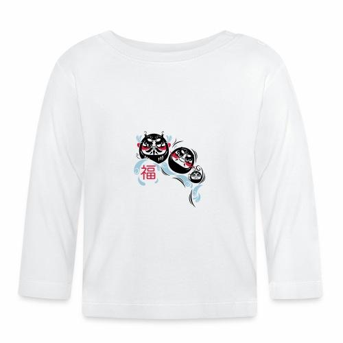 Daruma spirit - Maglietta a manica lunga per bambini