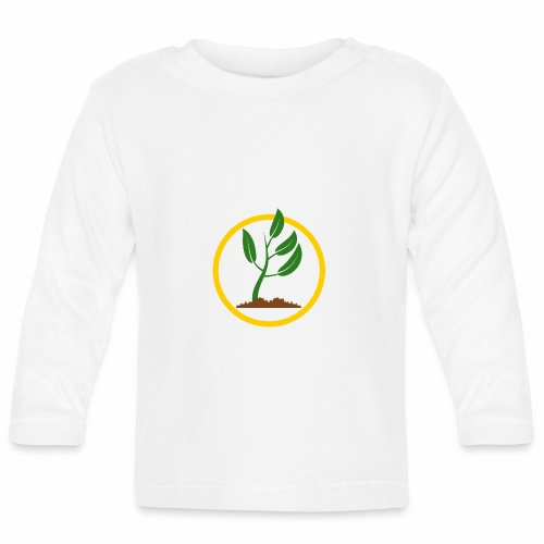 Setzlingemblem - Baby Langarmshirt