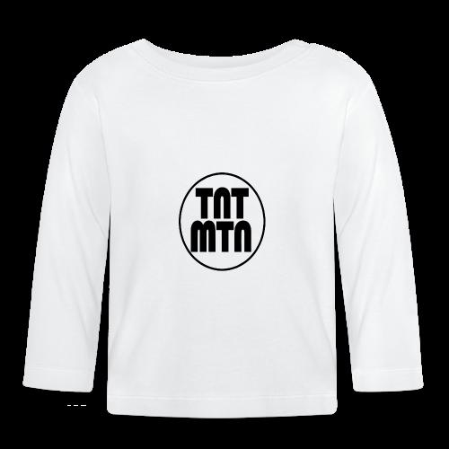 tntmtnlogo - Vauvan pitkähihainen paita