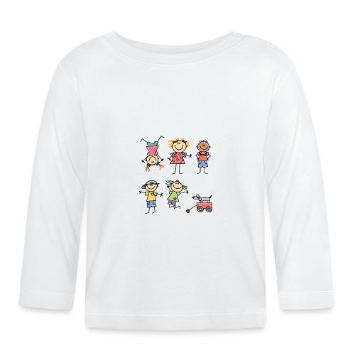 Kids - Baby Langarmshirt