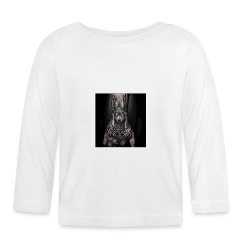 hund - Baby Langarmshirt
