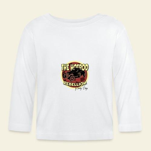 hotrod rebellion - Langærmet babyshirt