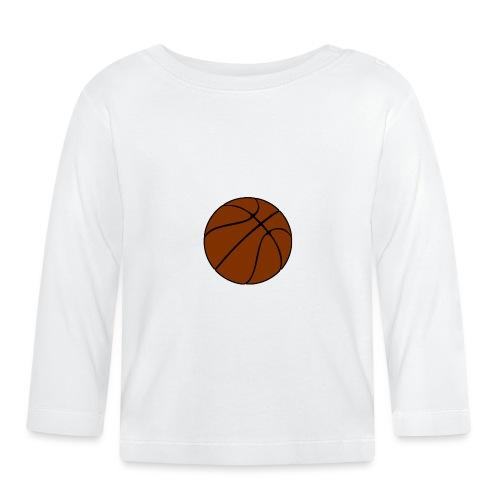 Basketball - Baby Langarmshirt