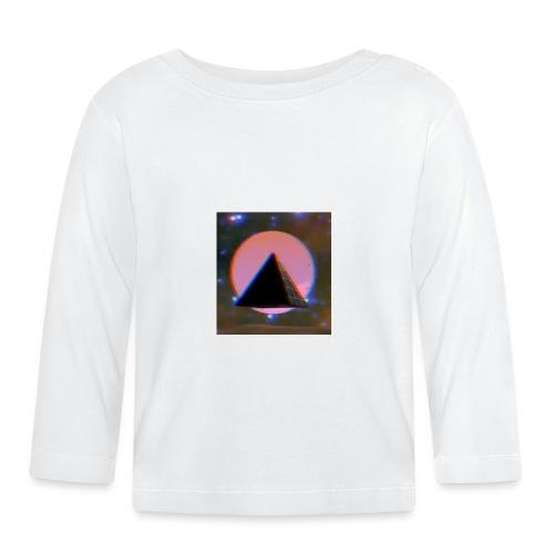 Pyramide - Baby Langarmshirt