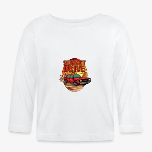 Sunset Drive - Baby Langarmshirt
