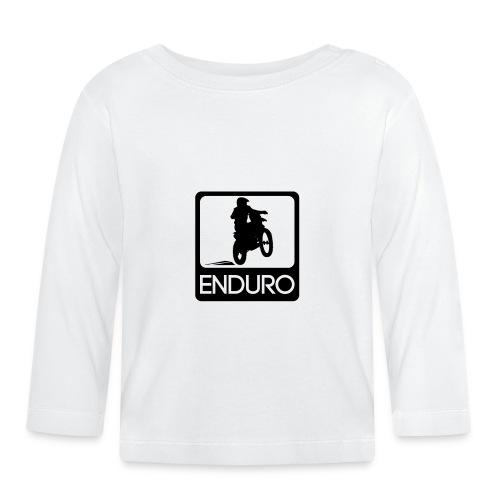 Enduro Rider - Baby Langarmshirt