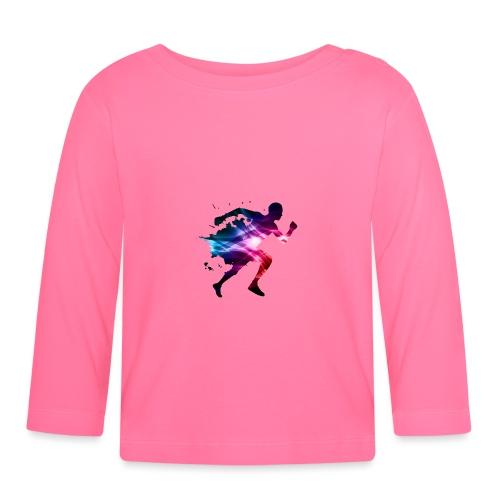 springa - Långärmad T-shirt baby