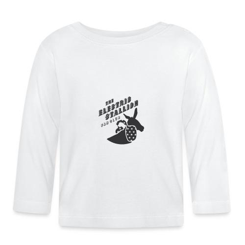 stallion badges - Baby Long Sleeve T-Shirt