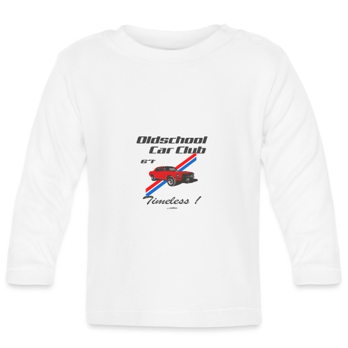 Mustang 67 - T-shirt manches longues Bébé