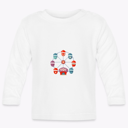Ferris Wheel - Baby Long Sleeve T-Shirt