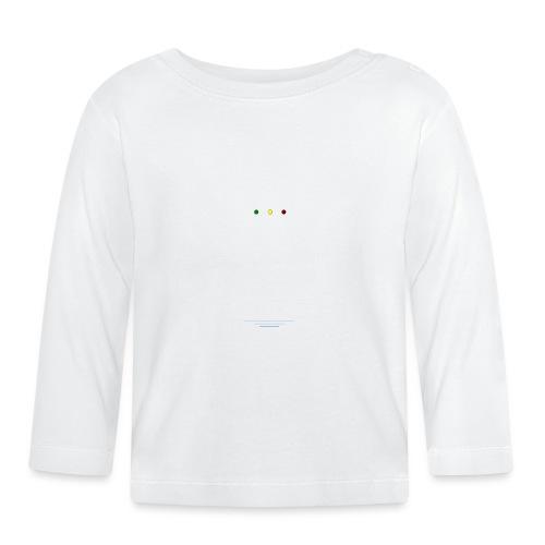 Logo moon #1 - T-shirt manches longues Bébé