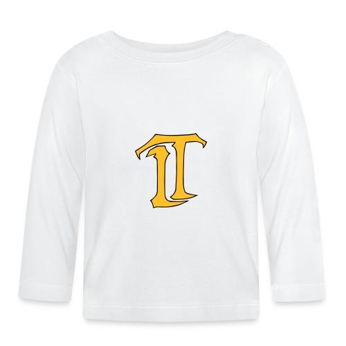 IT Premium Logo - Baby Langarmshirt