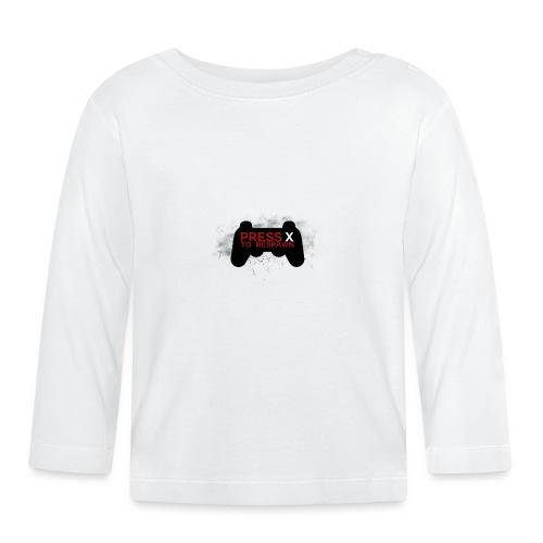 X. - Baby Long Sleeve T-Shirt