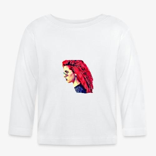 MINERVA - Camiseta manga larga bebé