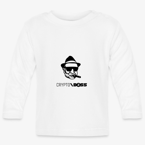 HODL cryptoboss-b - Baby Long Sleeve T-Shirt