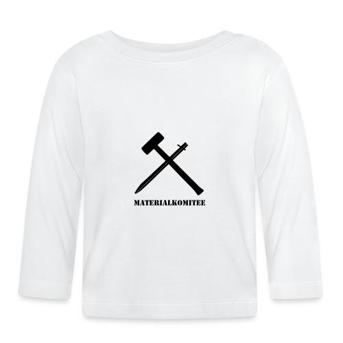 Materialkomitee - Baby Langarmshirt