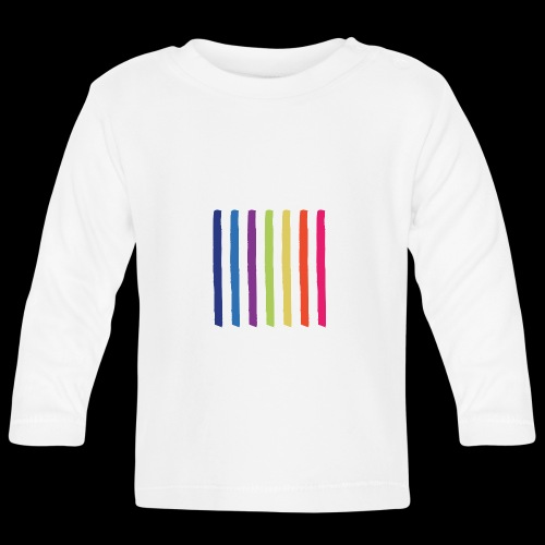Lines - Baby Long Sleeve T-Shirt