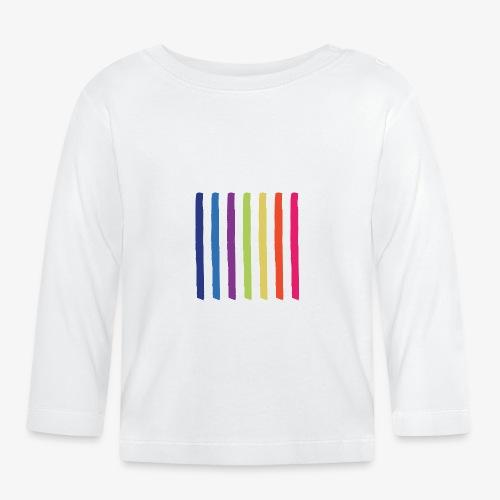 Linee - Maglietta a manica lunga per bambini